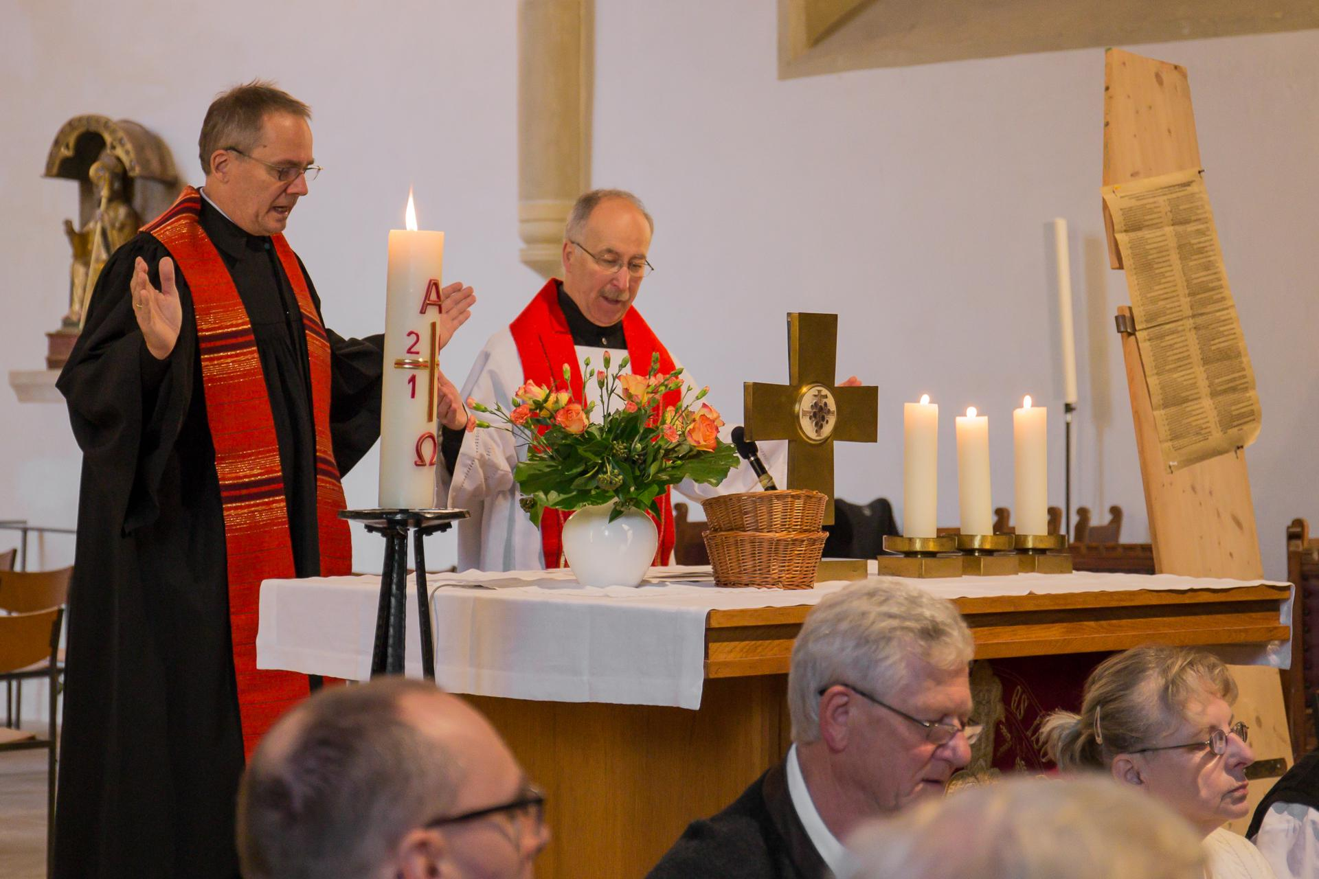 Gottesdienst Reformationstag